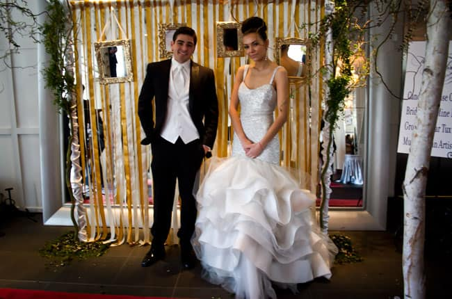 The wedding salon a review of the beautiful wedding fair for Beverly hills wedding dresses