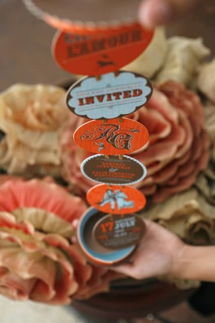 A Pull Out Invite Is Another Fun And Inventive Way Of Inviting Your Friends Family
