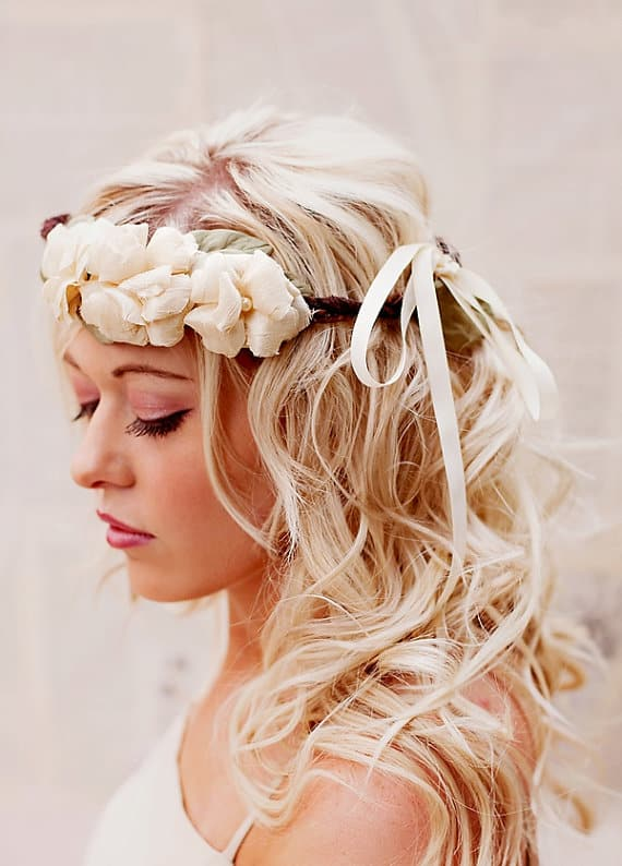 Accessory For Hair: Our Top 12 Bridal Hair Accessories On Etsy