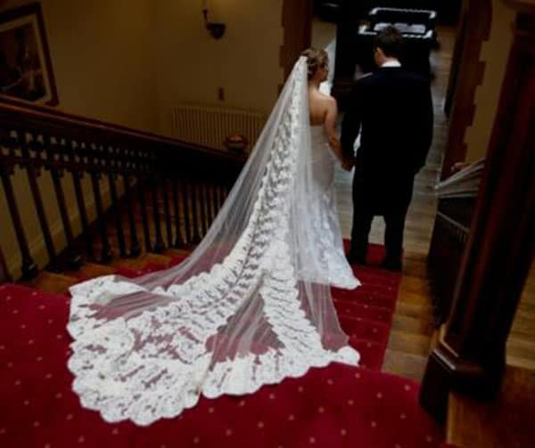 The History Of The Bridal Veil A Guest Post By Lucy Hayes