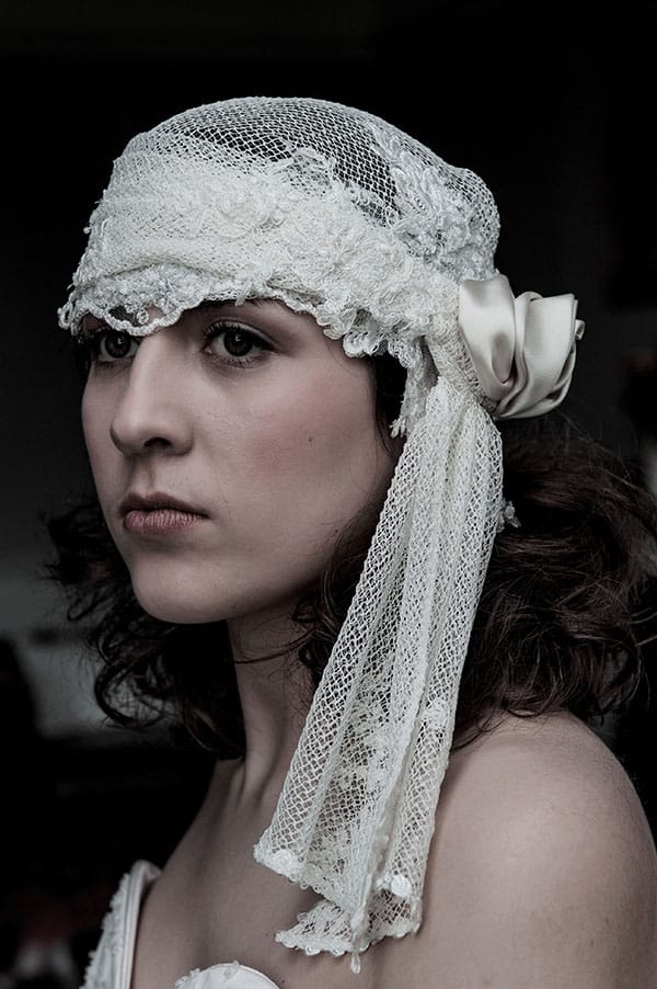 The History of the Bridal Veil: A Guest Post by Lucy Hayes