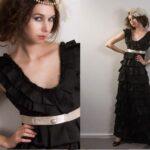 Bespoke Brides Top 10 Coloured Wedding dresses on Etsy