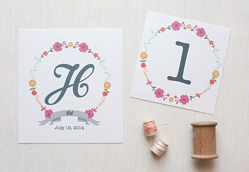 Wedding Chicks Free Printable Floral Letters 21 – Bespoke ...