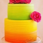 Wednesday Wedding Inspiration: Neon Fun!