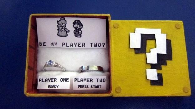 hey - Coolest Wedding Rings