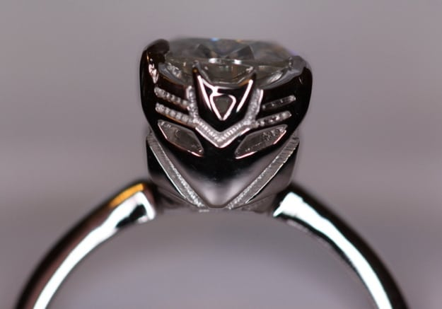 this engagement ring - Harry Potter Wedding Rings