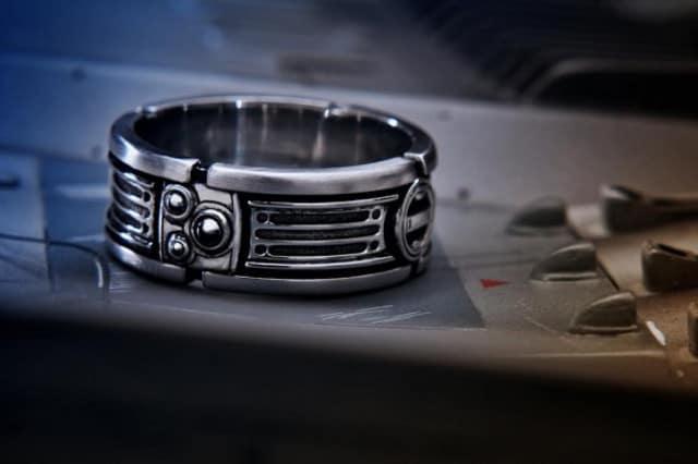 Guy Makes His Own Wedding Ring Reddit