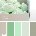 Wednesday Wedding Inspiration: It's Mint To Be!