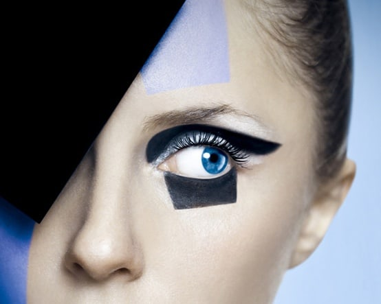 Geometric Makeup