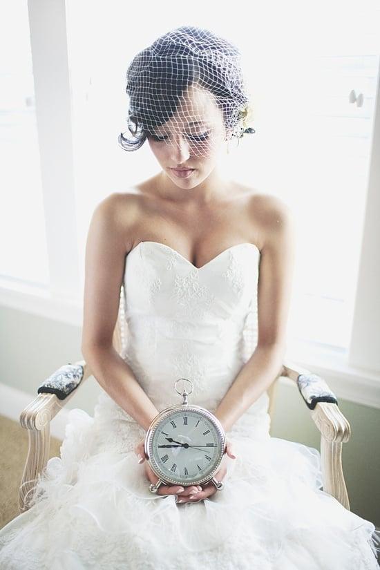 Bride clock