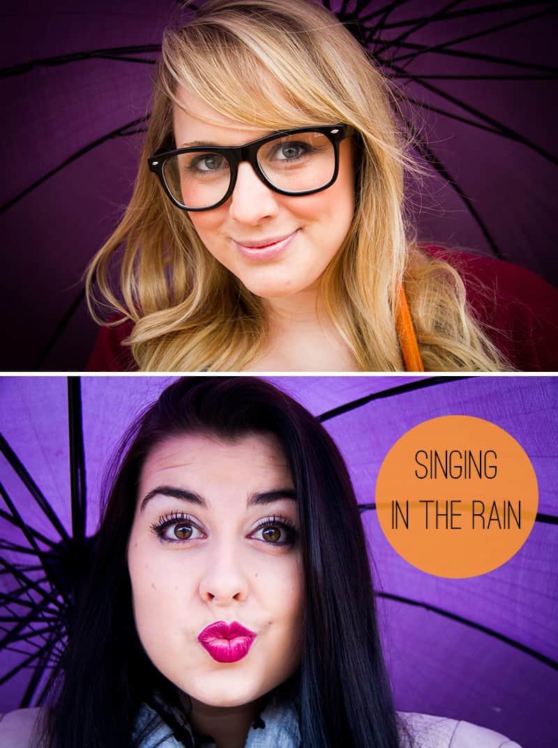 Fashion Friday Singing In The Rain1