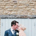 A Naturally Pretty Winter Barn Wedding: Izzy & Andy…