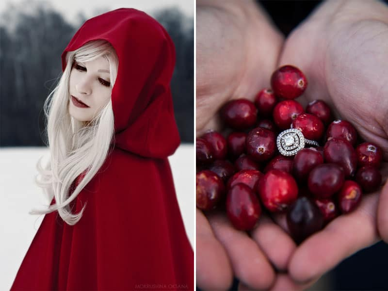 how to make a lil red riding hood cape