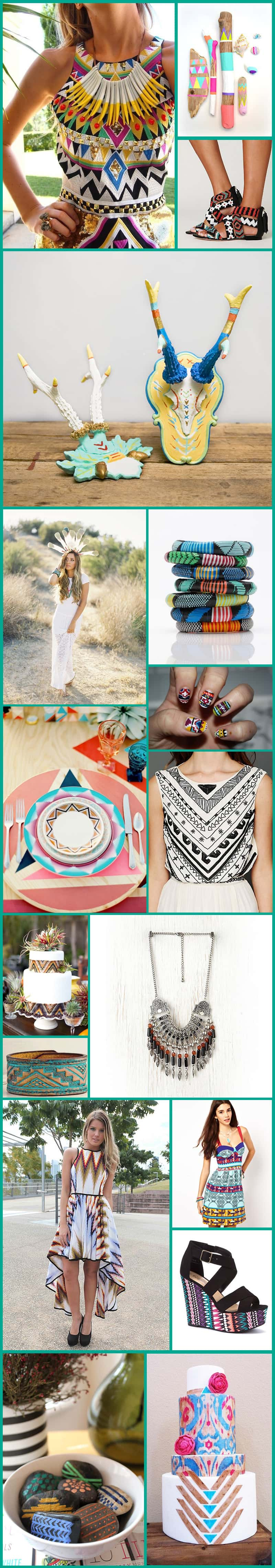 Aztec Inspiration Board