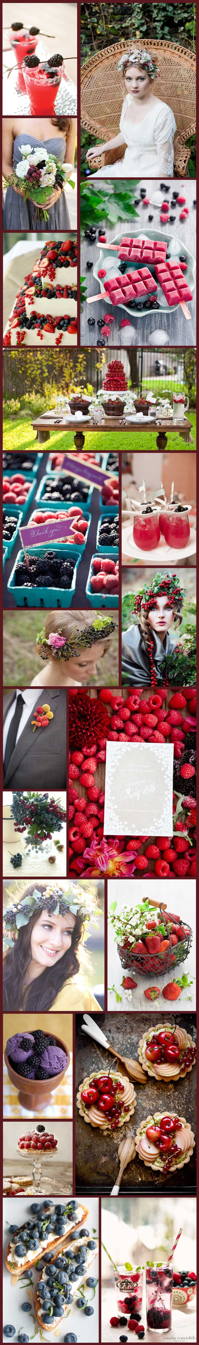 Berry Nice Inspiration Board