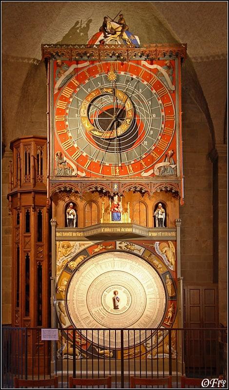catherdral clock