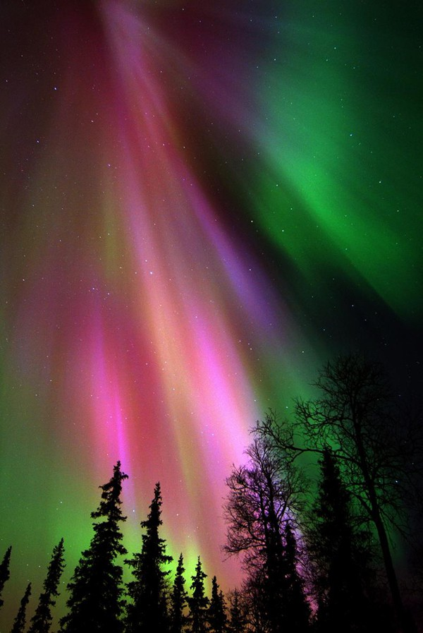 Aurora Borealis Richards Meanderings