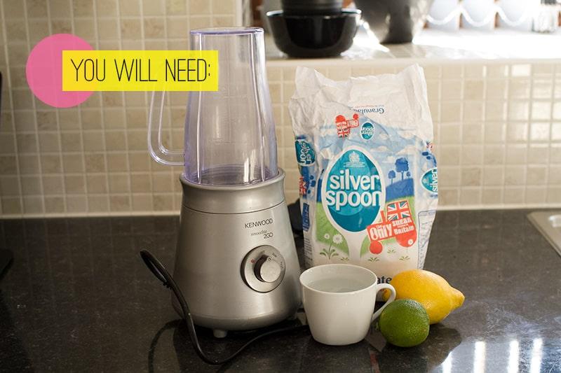 Lemonade You Will Need