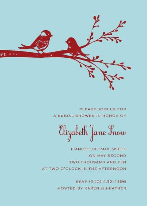 20 Invitations and Save the Dates Available to Print and Download for – Invitation Templates Free Online