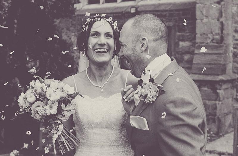 A Bespoke Bride Kate&Brian