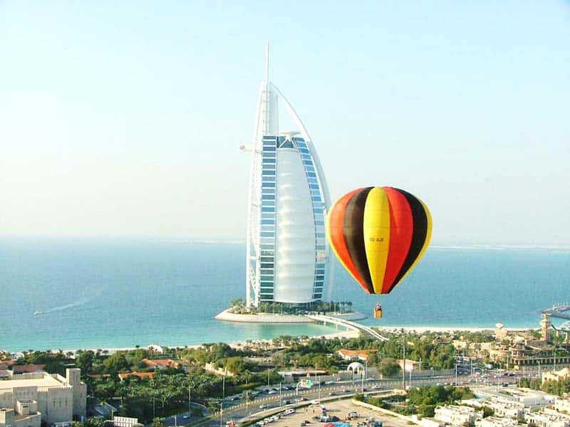 Dubai-Hot-Air-Balloon-Ride