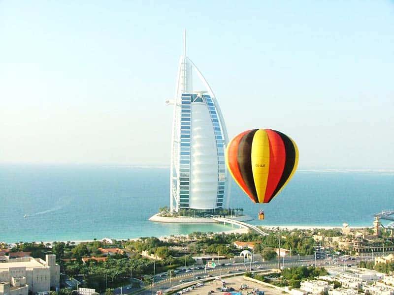 Dubai-Hot-Air-Balloon-Ride