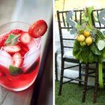 Wednesday Wedding Inspiration: Fabulous Fruit!