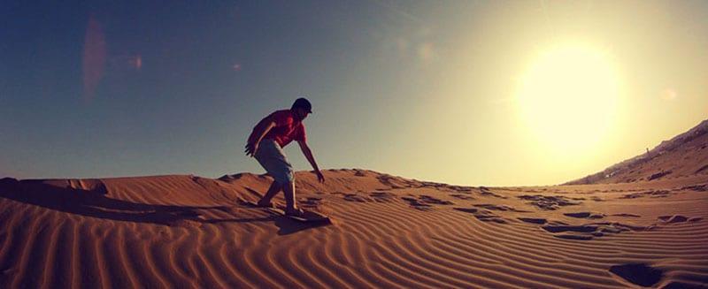 Sandboardd