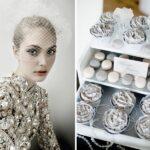 Wednesday Wedding Inspiration: Silver Linings