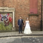 Ed & Cassie's Post Wedding Vintage Industrial Shoot