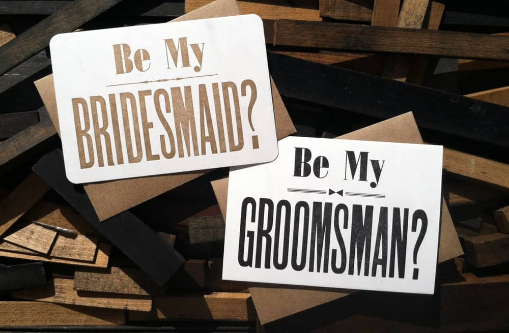 Will You Be My Bridesmaid? 15 Ways To Ask Your Lovely ...