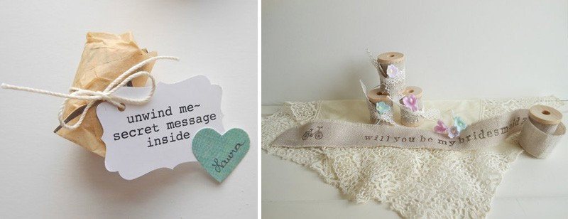 will you be my bridesmaid 15 ways to ask your lovely