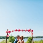 The Swedish Old Manor House Wedding of Mark & Johanna