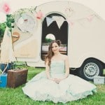 A Styled Honeymoon Shoot with Bygone Betty
