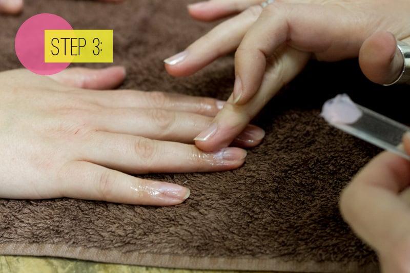 Nails Step 3