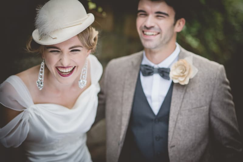 1940's Parisian Styled Shoot