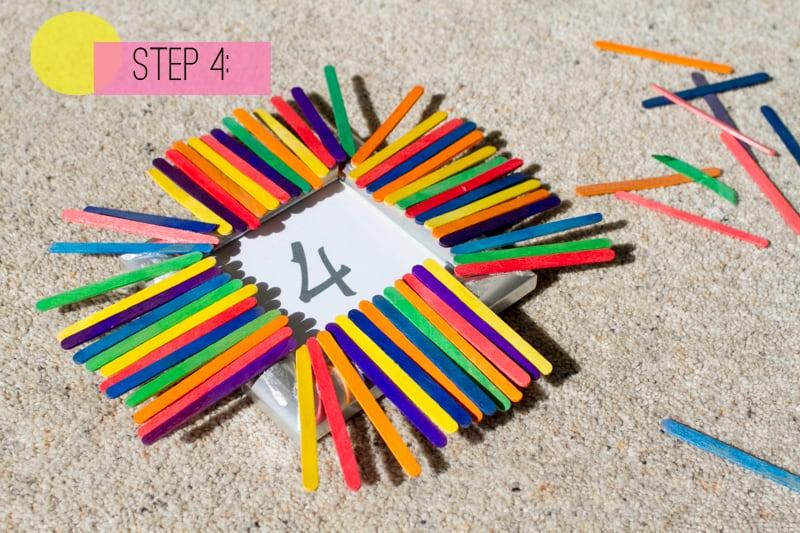 Table Number Lollipop Sticks-4
