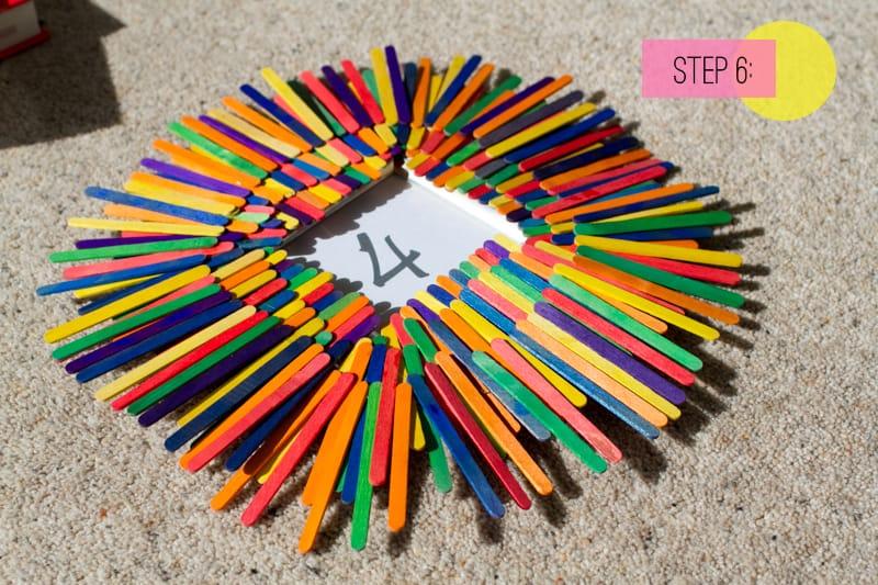 Table Number Lollipop Sticks-6