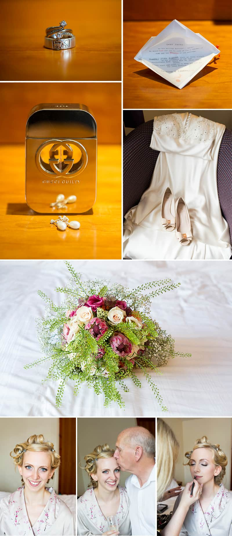 Homemade Organic Renewal Of Vows 2