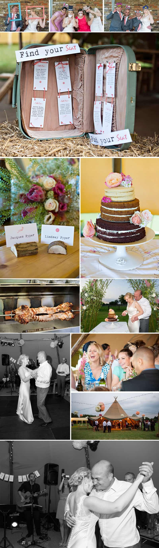 Homemade Organic Renewal Of Vows 6