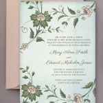 Wedding DIY: Free Printable Invitations & RSVP
