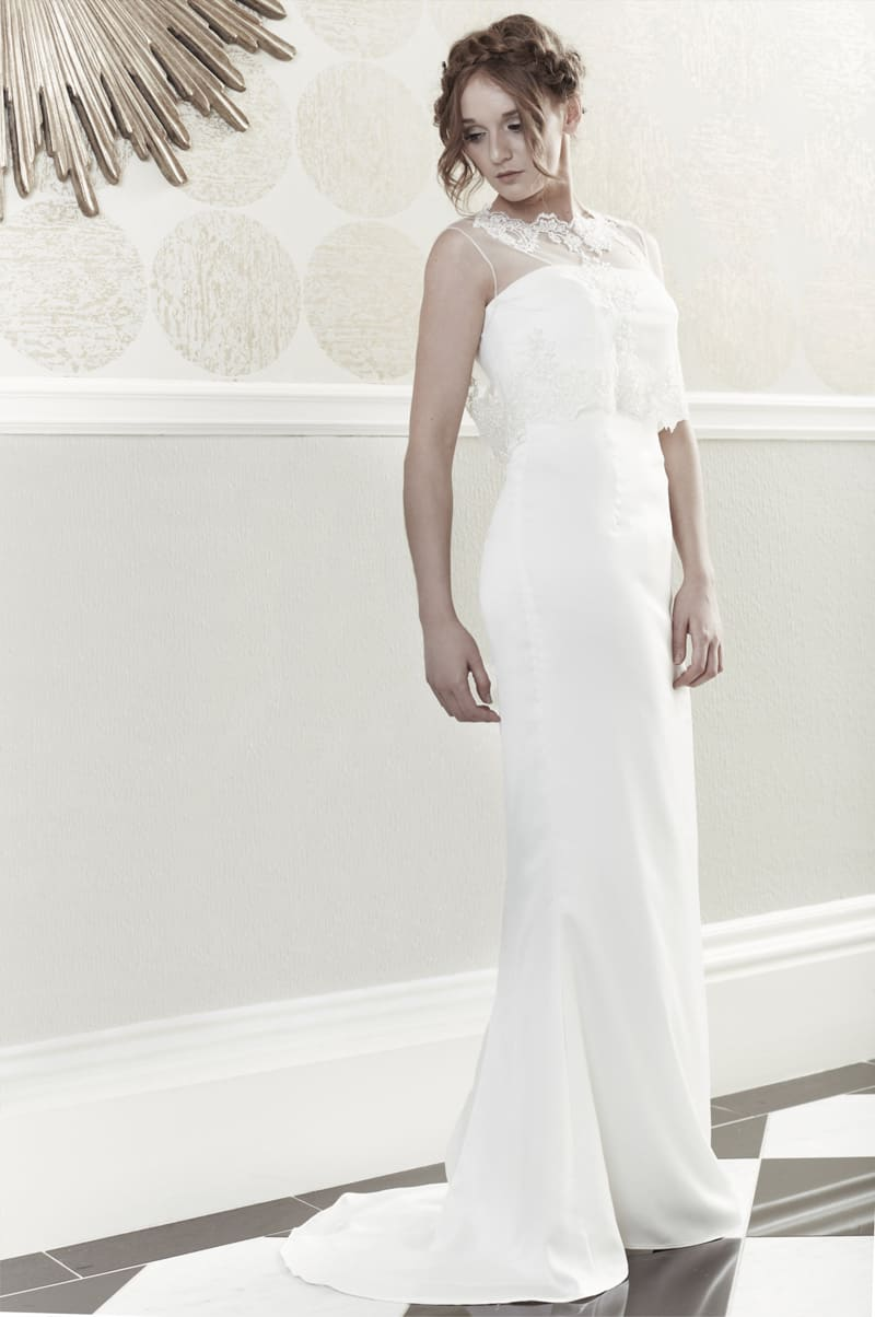 'Gabriella' Jessica Bennett Bespoke Bride