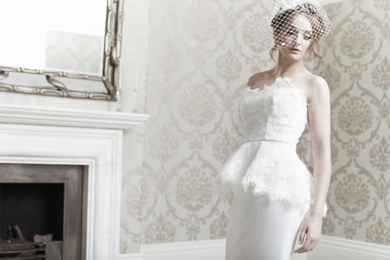 'Luella' Jessica Bennett Bespoke Bride