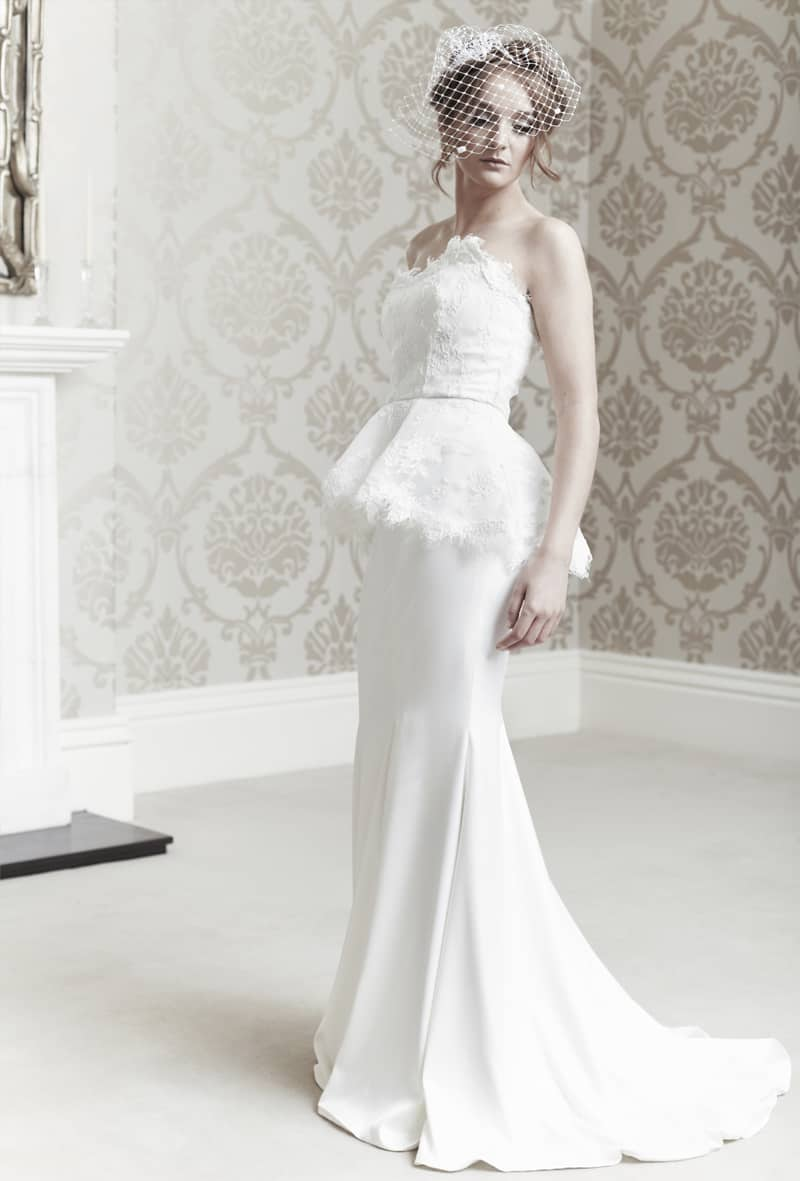 The bespoke bride bridal dress collection by jessica bennett luella jessica bennett bespoke bride ombrellifo Images