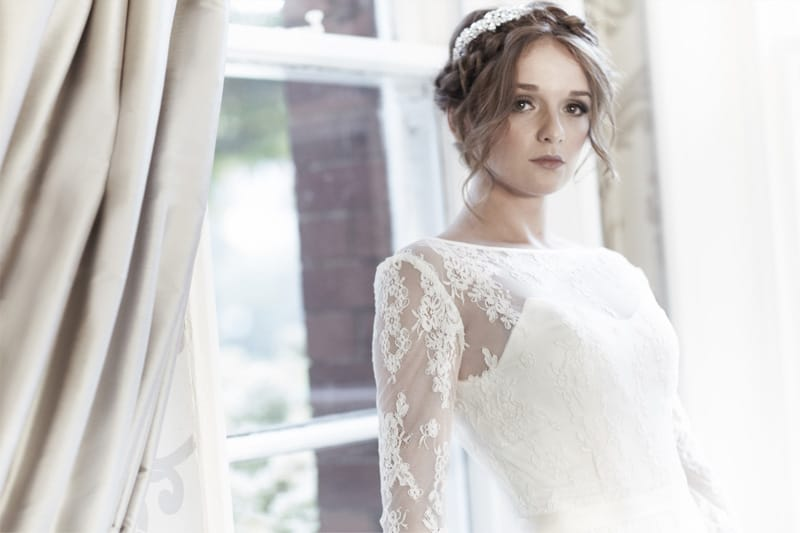'sienna' Jessica Bennett Bespoke Bride