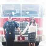A Firehouse Engagement: Ashley & Taylor