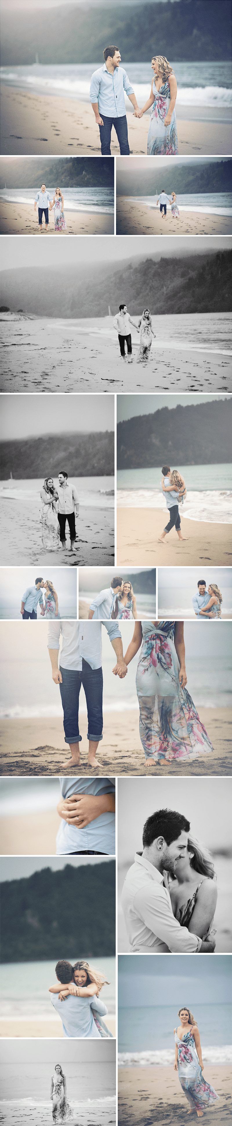 Beach Engagement 1