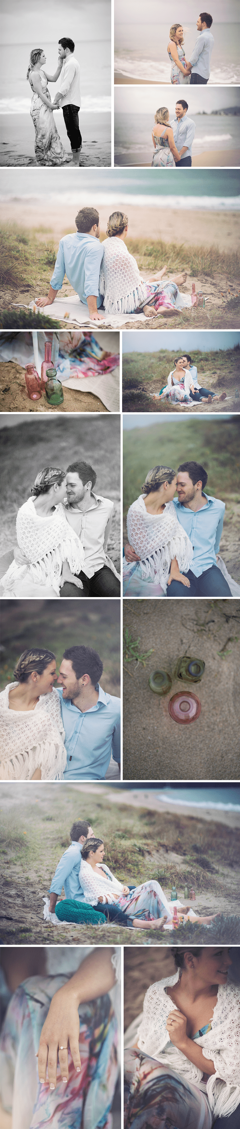 Beach Engagement 3