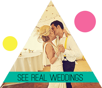 Real Weddings Spots