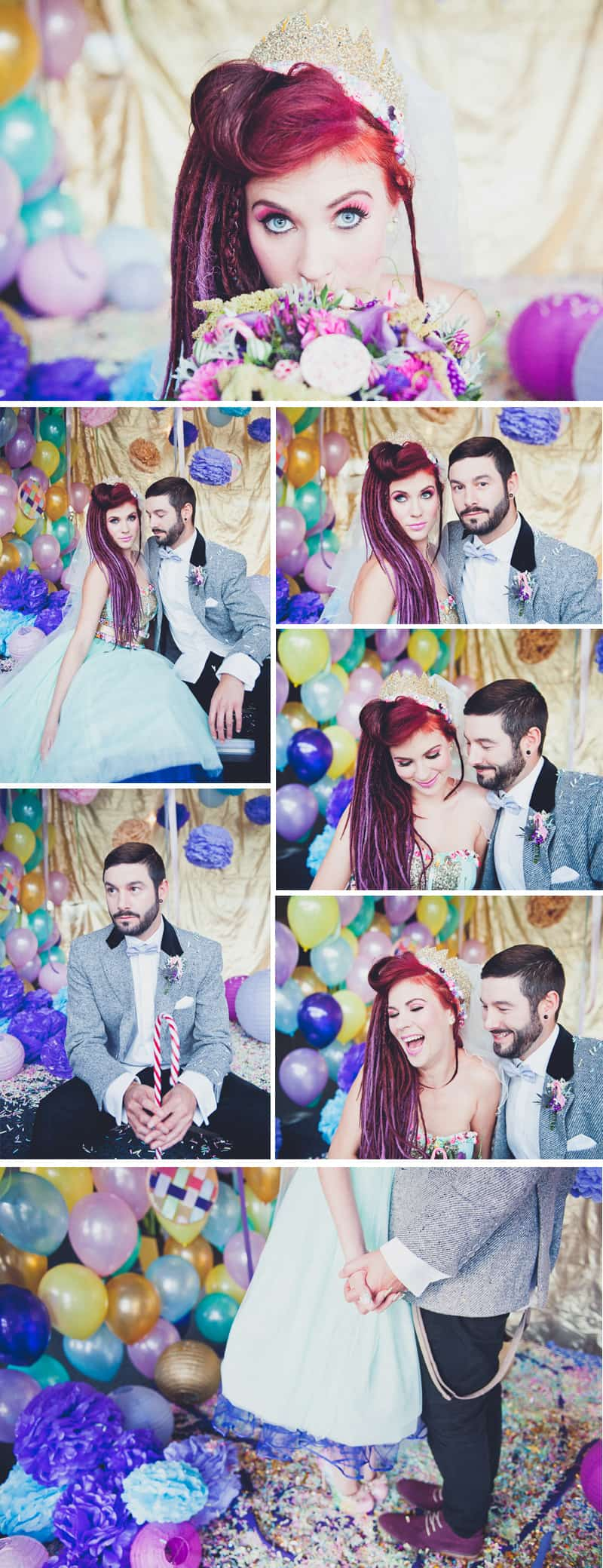 Willy Wonka Weird Wonderful Wedding World 2